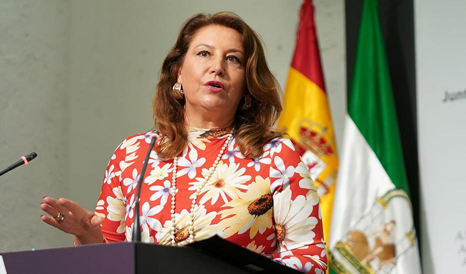 Crespo anuncia la posición de Andalucía en la negociación de la PAC