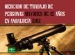 Mercado de trabajo de personas mayores de 45 años en Andalucía 2012