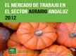 El Mercado de Trabajo en el Sector Agrario Andaluz 2012