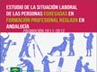 Estudio de la situación laboral de las personas egresadas en formación profesional reglada en Andalucí Promoción 2011-2012