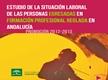 Estudio de la situación laboral de las personas egresadas en formación profesional reglada en Andalucí Promoción 2012-2013