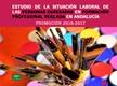 Estudio de la situación laboral de las personas egresadas en formación profesional reglada en Andalucía Promoción 2016-2017