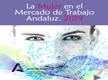 La Mujer en el Mercado de Trabajo Andaluz. Año 2019