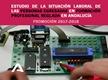 Estudio de la situación laboral de las personas egresadas en formación profesional reglada en Andalucía Promoción 2017-2018