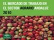 El Mercado de Trabajo en el Sector Agrario Andaluz 2010