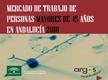 Mercado de Trabajo de personas mayores de 45 en Andalucía 2010