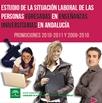 La situación Laboral de las personas egresadas en Enseñanzas Universitarias en Andalucía. Promociones 2010-2011 y 2009-2010