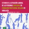 Estudio de la situación laboral de las personas egresadas en formación profesional reglada en Andalucía. Promoción 2011-2012