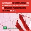 Estudio de la situación laboral del alumnado que ha realizado cursos de formación profesional para el empleo en 2012