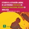 Estudio de la situación laboral de las personas egresadas en formación profesional reglada en Andalucía. Promoción 2012-2013