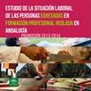 Estudio de la situación laboral de las personas egresadas en formación profesional reglada en Andalucía. Promoción 2013-2014
