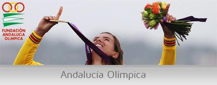 Banner Andalucía olímpica