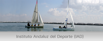 Banner Instituto Andaluz del Deporte (IAD)