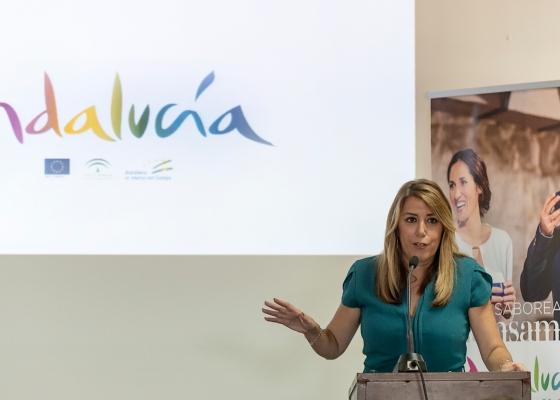 La Junta lanza una promoción de las rutas de 'Andalucía, Paisajes con Sabor' en los mercados nacional y extranjero