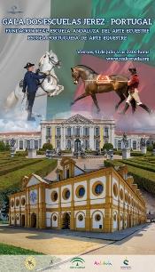 La REAAE y la Escola Portuguesa de Arte Equestre presentan por primera vez en Jerez de la Frontera una gala conjunta