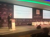 Fernández presenta en Lisboa las líneas estratégicas de la política turística andaluza en la cumbre europea de la WTTC