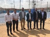 La Junta destina 3 millones en ayudas para dotar de pabellón deportivo a todos los municipios de más de 7.500 habitantes