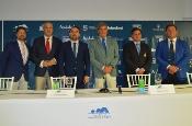 El Andalucía Valderrama Masters vuelve a situar a la comunidad como destino de golf de referencia internacional