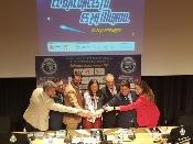 Fernández valora el Campeonato de España de Minibasket por su papel de fomento del deporte base y formación en valores