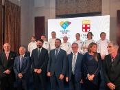 Fernández apoya a Almería para la Capitalidad Gastronómica como referente de la unión entre tradición e innovación