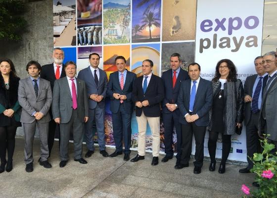 Francisco Javier Fernández subraya el segmento de 'sol y playa' como puntal de la industria turística en Andalucía