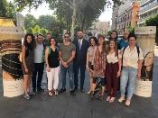 Una delegación de agentes y periodistas israelíes visita Andalucía para conocer la oferta de 'turismo de raíces'