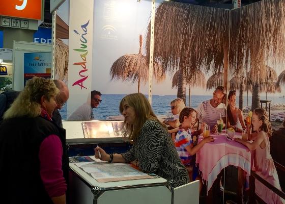 Andalucía participa en la International Tourism & Travel Show para afianzar el destino en el mercado canadiense