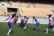 La Junta forma a cerca de un centenar de entrenadores y técnicos en la metodología del fútbol formativo