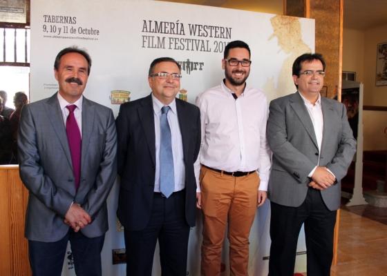 La Junta destaca la capacidad del Western Film Festival para reforzar la promoción de Almería como destino de cine