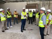 La Junta destina 1,5 millones a obras de mejora de las instalaciones deportivas de La Cartuja en Sevilla