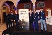 Francisco Javier Fernández destaca el valor histórico del libro 'Cien años de fútbol andaluz' como retrato de una sociedad