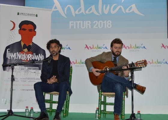 La Junta presenta en Fitur el espectáculo Flamencolorquiano que el Ballet Flamenco de Andalucía estrenará en el ciclo Lorca y Granada