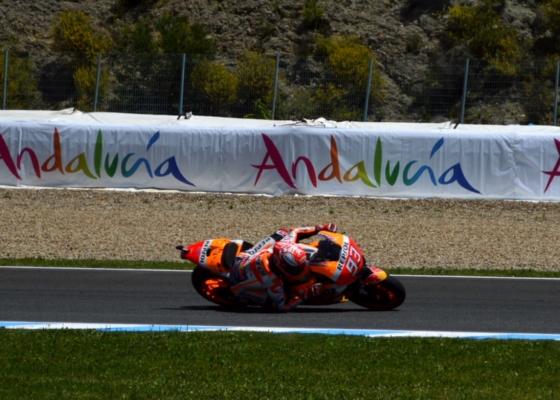 La Junta autoriza el patrocinio de las tres próximas ediciones del Gran Premio de Motociclismo de Jerez