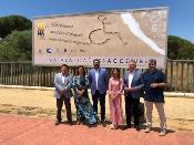 La Junta refuerza la calidad y accesibilidad de las playas de Huelva con una inversión de 800.000 euros en equipamientos