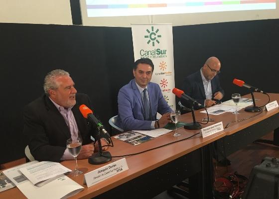 Junta y AFC destacan la consolidación de Andalucía como destino de rodajes a nivel mundial, tras el récord de 2015