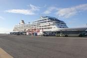 Andalucía recibió casi a un millón de pasajeros de cruceros durante 2018