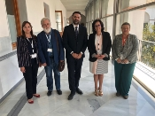 Fernández traslada a UPTA-A el respaldo de la Junta a pymes y emprendedores turísticos con incentivos de 3,5 millones