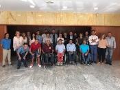 La Junta diseña con clubes y federaciones una nueva línea de apoyo al deporte para personas con discapacidad
