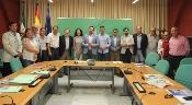 La Junta traslada a las diputaciones andaluzas el contenido  de la nueva regulación de los senderos de uso deportivo