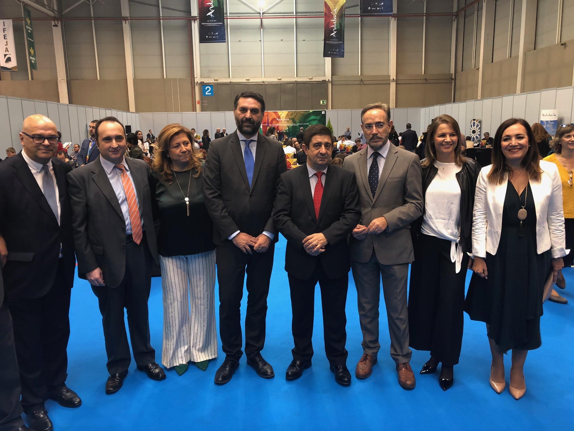 El Encuentro de Comercialización de Turismo de Interior reúne a 165 operadores nacionales y extranjeros en 'Tierra Adentro'