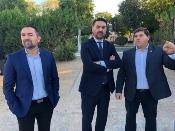 La Junta adjudica 3 millones a pabellones deportivos en La Algaba, Villaverde del Río, Cenes de la Vega y Vegas del Genil