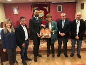 Fernández valora que la Fiesta del Vino Nuevo de Moriles refuerza la oferta de Andalucía como destino enogastronómico