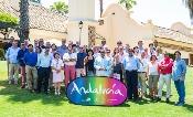La Junta reúne a la demanda de golf con la oferta regional en Islantilla en la sexta edición del torneo 'Andalucía en Verano'