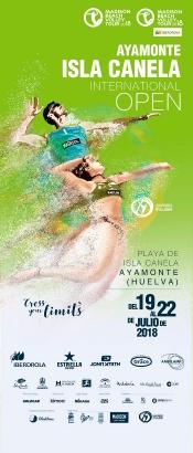 La Junta respalda el Isla Canela International Open, que reúne en Ayamonte a las mejores parejas nacionales de vóley-playa