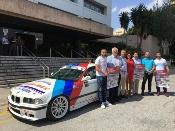 El Rally de Colmenar cuenta con 65 pilotos inscritos para las subidas previstas el próximo fin de semana