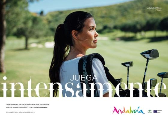 Andalucía se promociona como destino de golf ante 80 touroperadores durante la celebración del IAGTO Trophy