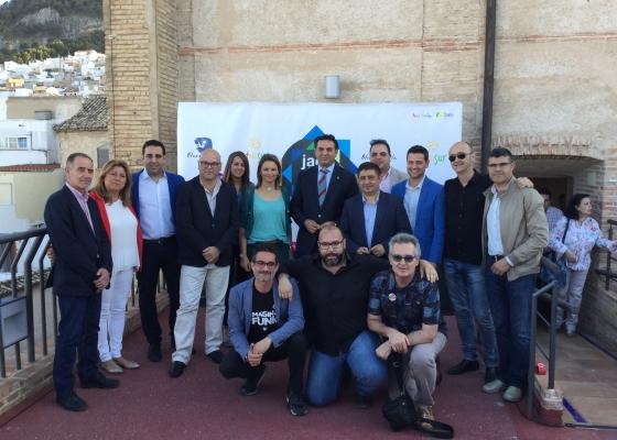Fernández subraya la contribución del programa 'Jaén en Julio' para la dinamización turística de la provincia durante el verano