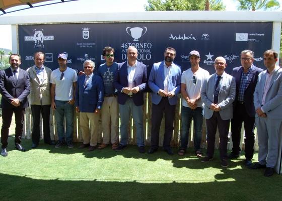 Fernández destaca la proyección de Andalucía como destino de excelencia y sede de grandes eventos deportivos