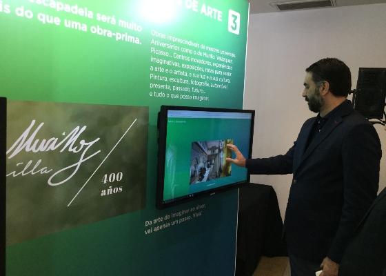 Andalucía lleva al corazón de Lisboa una acción de promoción directa al turista basada en la oferta cultural y las experiencias