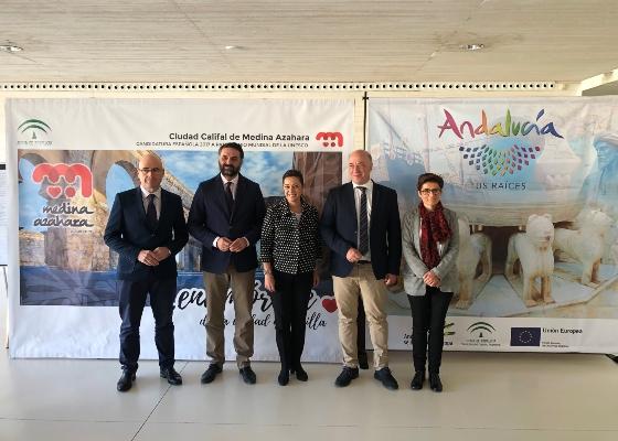 Junta y empresarios inician el diseño de productos de 'Andalucía, tus raíces' para viajeros atraídos por lazos históricos y emocionales
